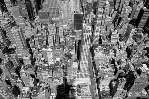 Financial history - Empire sate building New York