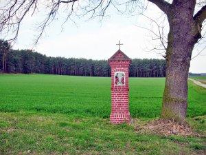 Gotowe spółki - shrines in Poland - kapliczki w Polsce